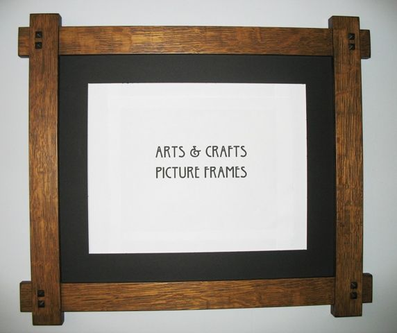 http://www.crwoodworking.com/Arts%20and%20Crafts%20Frames%20Full%20View.JPG