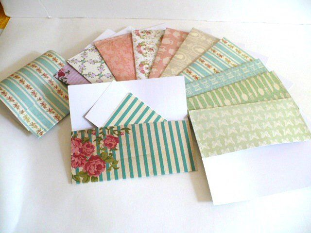 Cash Envelope System Envelopes Set Of 12 Fun Colorful Budget Planner Accessories 3 25 X 7 Inches Hand Stitched Designer Card Stock Cash Envelope System Cash Envelopes Budget Envelopes