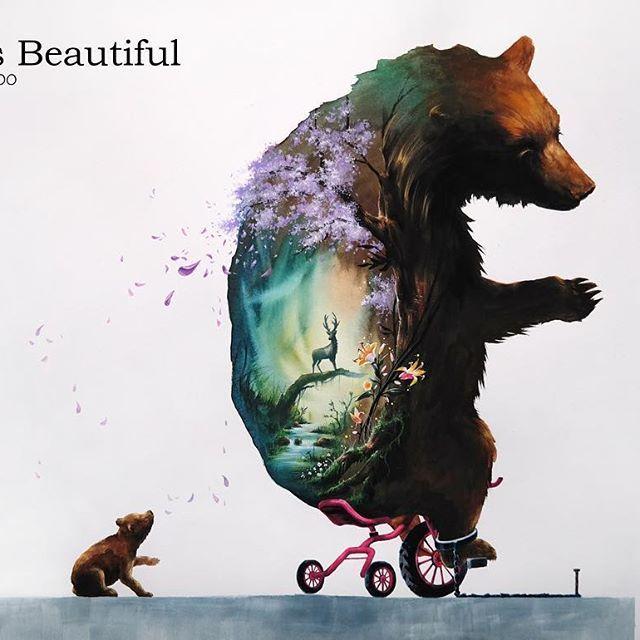 Life Is Beautiful by zazac namoo