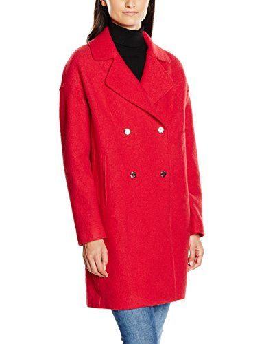 Manteau taille Femme Rouge mars Large Red Hilfiger Rider Tommy xn6tq8wEgE