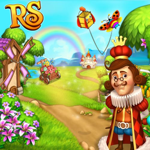 King Jarvis wishes you a beautiful sunny day!  #royalstorygame #royalspring