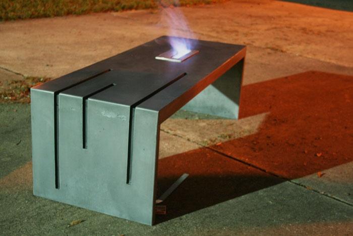 Handcrafted, Designer Concrete Furniture