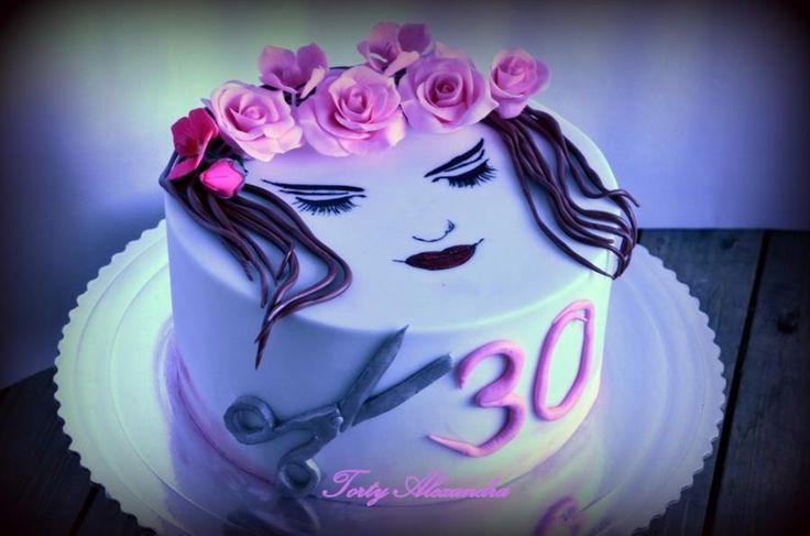 25+ Best Ideas about Hairdresser Cake on Pinterest ...
