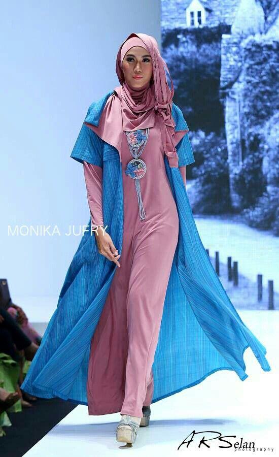 Indonesia Islamic Fashion Fair 2013