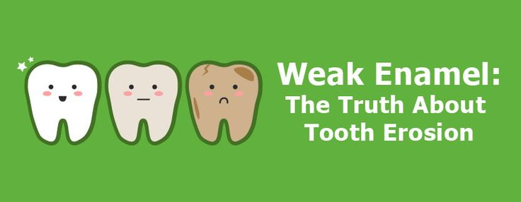 The Truth about Tooth Erosion: How to repair tooth enamel?