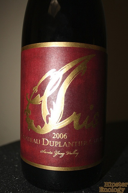 From the Home team, Duplantier: Rideau Vineyard Iris Château Duplantier Cuvée 2006 by Hipster Enology, via Flickr