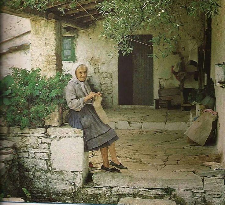 Kyria eleni of tritsi