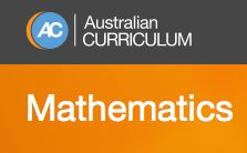 Australian Curriculum Mathematics Scope and Sequence chart from ACARA. Foundation to Year 6.