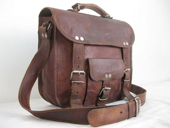 By GenuineGoods786, $79.00. I am so enamored of rugged-looking bags.