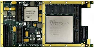 Alpha Data ADM-XRC-7V1 XMC Board Features Xilinx Virtex FPGA Devices | FPGA Blog