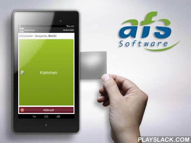 AFS-Zeiterfassung  Android App - playslack.com ,  Ihre Mitarbeiter können bequem und problemlos ihre Zeiten stempeln. Die Arten der Arbeits- und Fehlzeiten sind individuell konfigurierbar (z.B. Arzttermin, Außendienst, Weiterbildung etc.). Im Windows-Programm können zu bestätigende Tätigkeiten definiert werden, die sich vom Mitarbeiter nicht stempeln lassen.Sie als Verwalter können mit unserem Windows-Programm einfach die Arbeitszeiten kontrollieren, zum Beispiel über eine Soll-Ist…