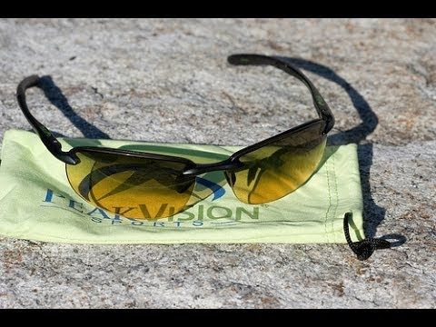 PeakVision Golf Sunglasses Reviews