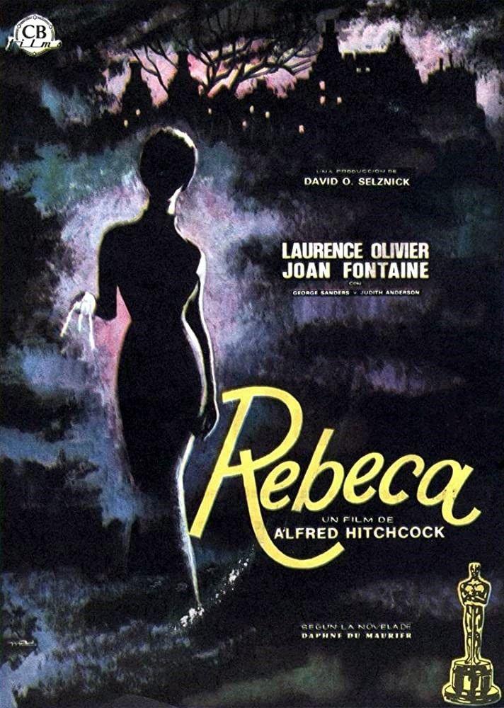Rebeca Rebecca 1940 De Alfred Hitchcock Carteles De Cine Películas Completas Peliculas