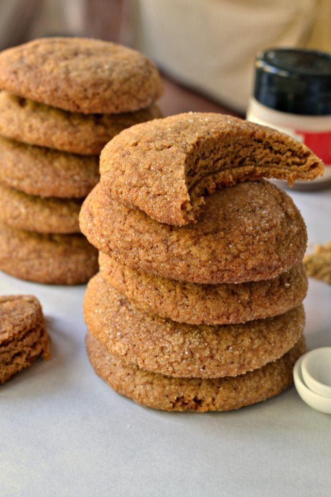 Delicious And Easy Soft Gingerbread Cookies Ginger In 2018