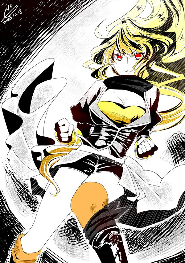 -Yang- by Ricemo on DeviantArt