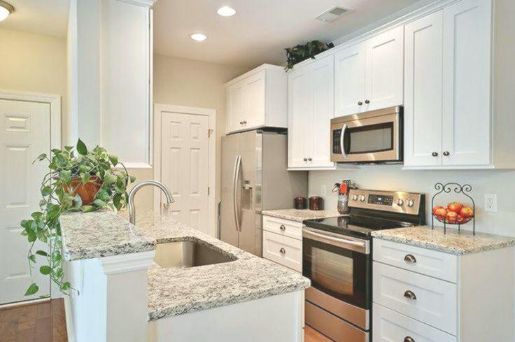 23 Small Galley Kitchens (Design Ideas) #Design #Galley # ...