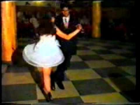 Geraldine Rojas y Andrés Amarilla - Tango