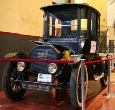 Henry Ford's Wife Wouldn't Drive Ford Model T, Kept Her Electric Car
