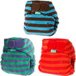 Tots Bots Bamboozle Stripey Nappies NEW IN