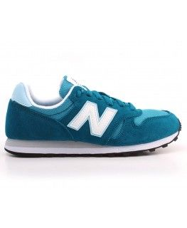 zapatillas new balance mujer wl373 lifestyle azul