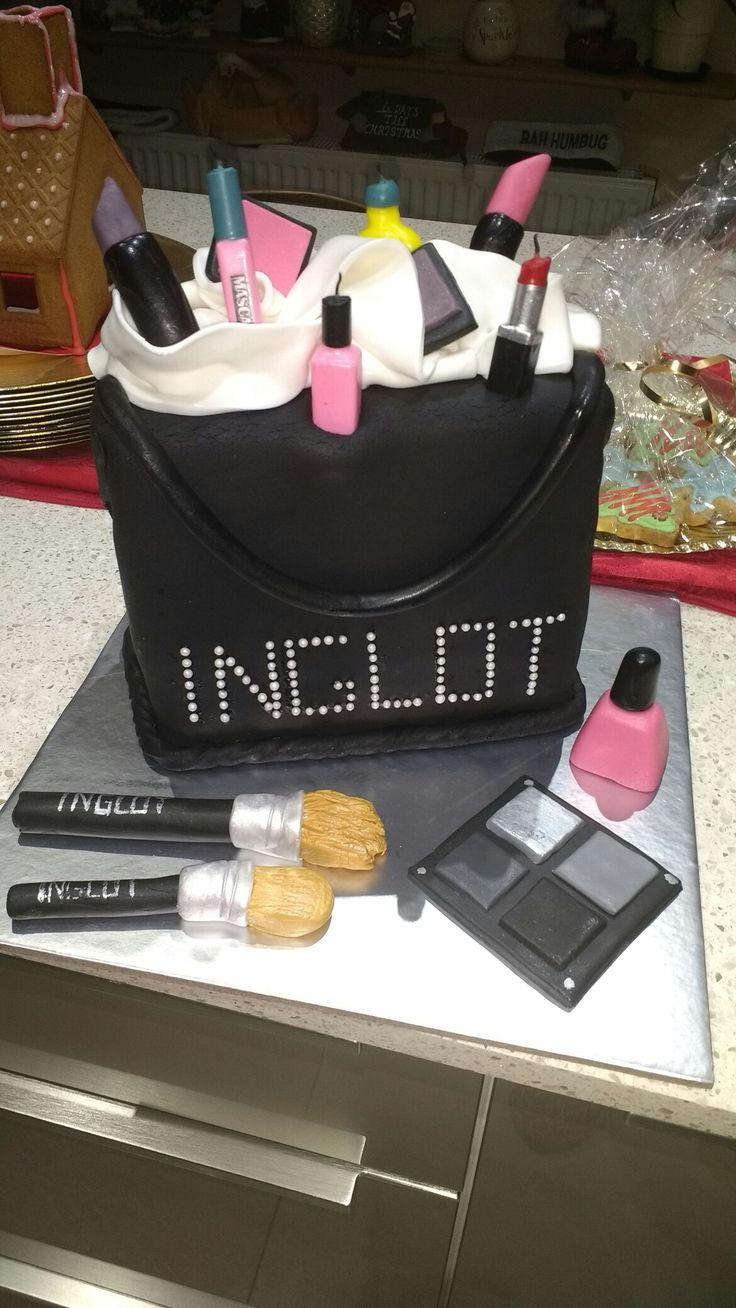 Inglot make-up bag