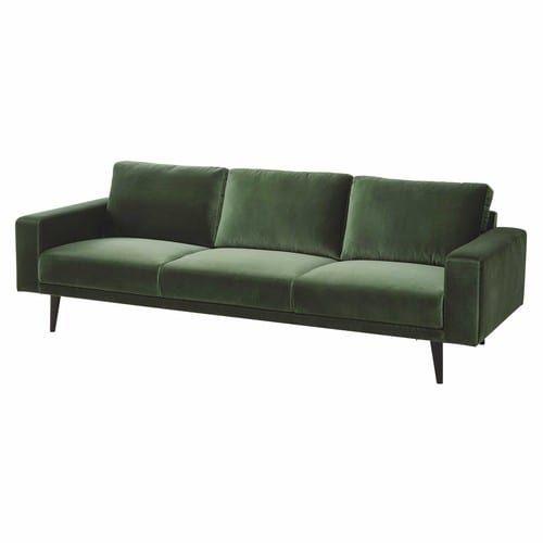 1000 id es sur le th me sofa en velours sur pinterest canap moderne canap de velours bleu. Black Bedroom Furniture Sets. Home Design Ideas