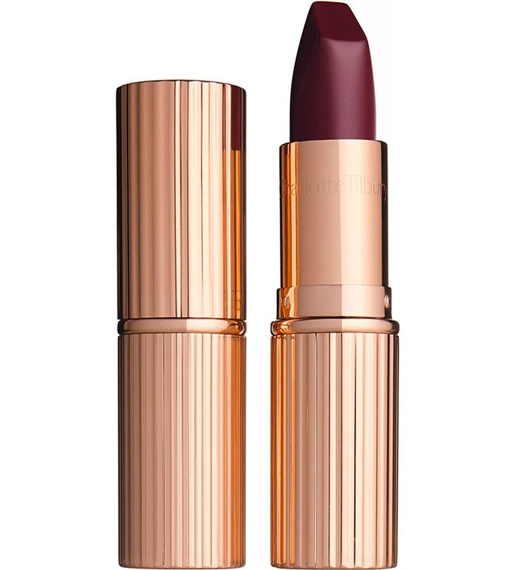 CHARLOTTE TILBURY - Matte Revolution lipstick in Glastonberry | Selfridges.com