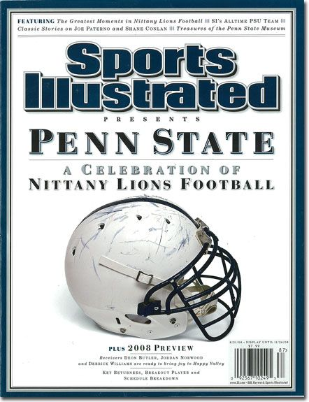 PENN STATE – NEWSWORTHY – Football, Penn State Nittany Lions