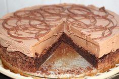 Bolo Easy Mousse de Chocolate – Bolos e Delícias
