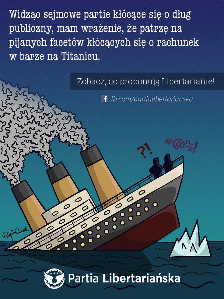 #Titanic #libertarian #rzad