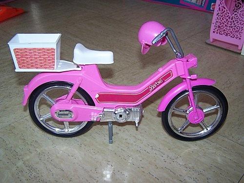 Le Scooter de Barbie