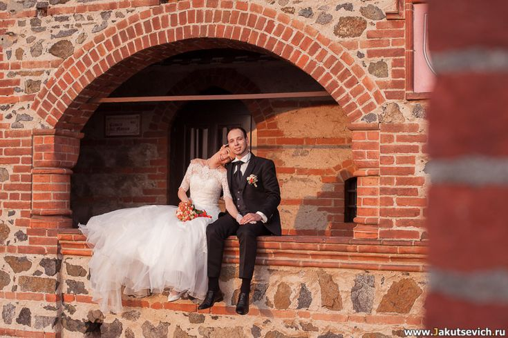 Свадьба в замке Castello di Pavone