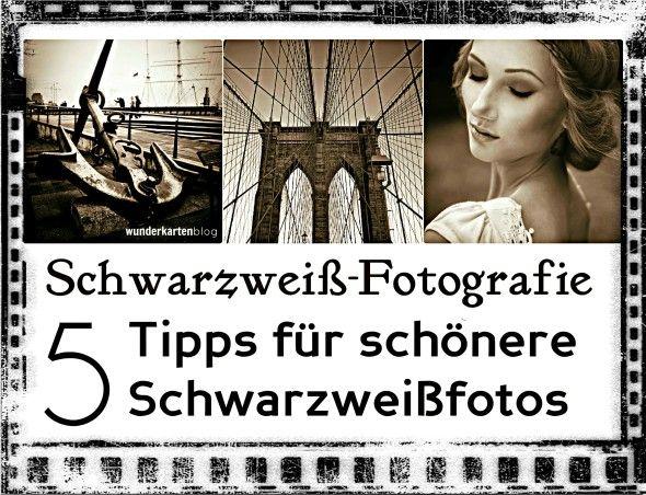 Schwarzweiß-Fotografie – 5 Tipps für schönere Schwarzweißfotos!