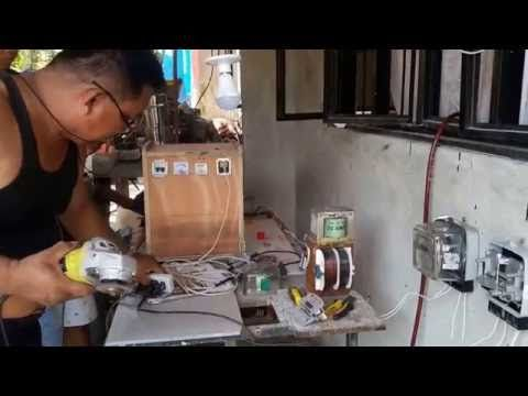 FREE ELECTRICAL ENERGY GENERATOR ACTUAL DEMONSTRATION ON HOW  WE CAN GET FREE POWER - YouTube