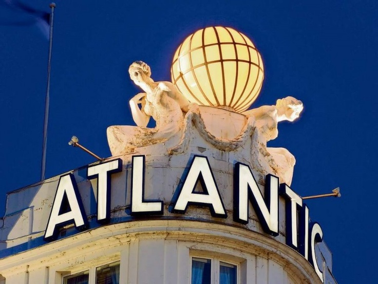 Atlantic Hotel, Hamburg, Germany