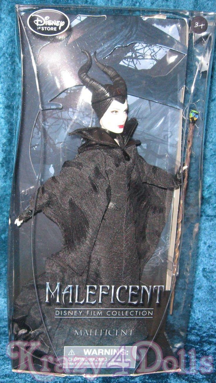 Disney Limited Edition Maleficent Film Designer Collection Movie Doll New | eBay