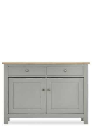 Buy Stanton® Grey Small Sideboard from the Next UK online shop