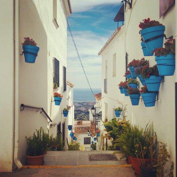 Mijas Village, Spain