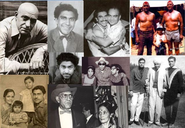 ‪#‎BirthdaySpecial‬- A collection of some of Amrish Puri's rare pictures.