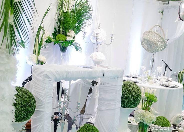 Vous avez été nombreux a venir nous rencontrer au salon du mariage et du PACS: merci  pour votre soutien! #delyfleurs #salondumariage #pacs #decoration #mariage #wedding #weddingday