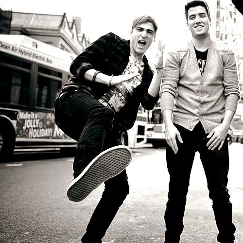 Big Time Rush Logan Henderson and Kendall Schmidt    Famous People  multicityworldtravel.com We cover the world over 220 countries, 26 languages and 120 currencies Hotel and Flight deals.guarantee the best price