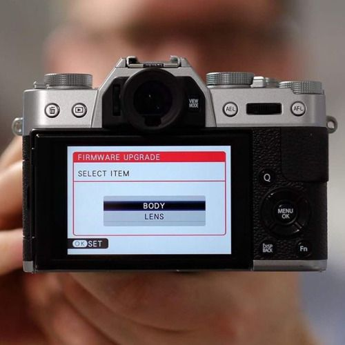 TAG SOMEONE! Do you know someone who uses one of these cameras: FUJIFILM GFX 50S X-PRO2 X-T2 X-T1 X100F or X-T20? Tag them below and tell them to update their gear! New camera firmware has just been released! Download at the links below. FUJIFILM GFX 50S Ver. 1.10 - http://bit.ly/2rSzko4 FUJIFILM X-PRO2 Ver. 3.10 - http://bit.ly/2d3czZ1 FUJIFILM X-T2 Ver. 2.10 - http://bit.ly/2mRDzBC FUJIFILM X-T1 Ver. 5.20 - http://bit.ly/1z15H0c FUJIFILM X100F Ver. 1.01 - http://bit.ly/2qYjf26 FUJIFILM…