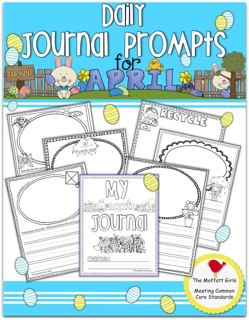 35 First Grade Journal Writing Prompts