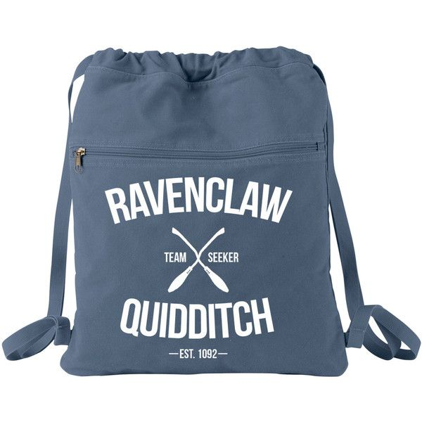 ravenclaw quidditch messenger bag - 600×600