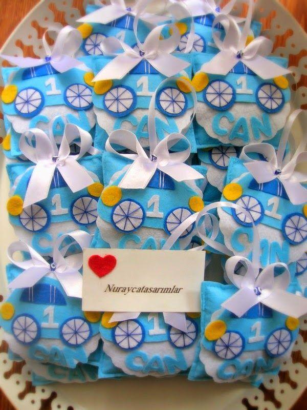 Nuraycatasarımlar: Can'ın 1 yaş doğum günü partisi için,