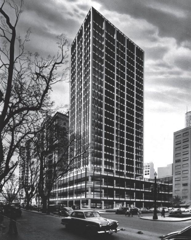 Galeria Metrópole, de Salvador Candia e Gian Carlo Gasperini | aU - Arquitetura e Urbanismo