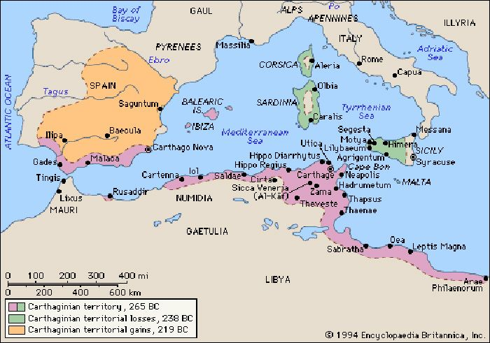 the rise of the roman empire came after the punic wars As a result of the punic wars, the roman  rome was on the rise when the second punic war  rome was well on the way to becoming mighty empire after the fall of.