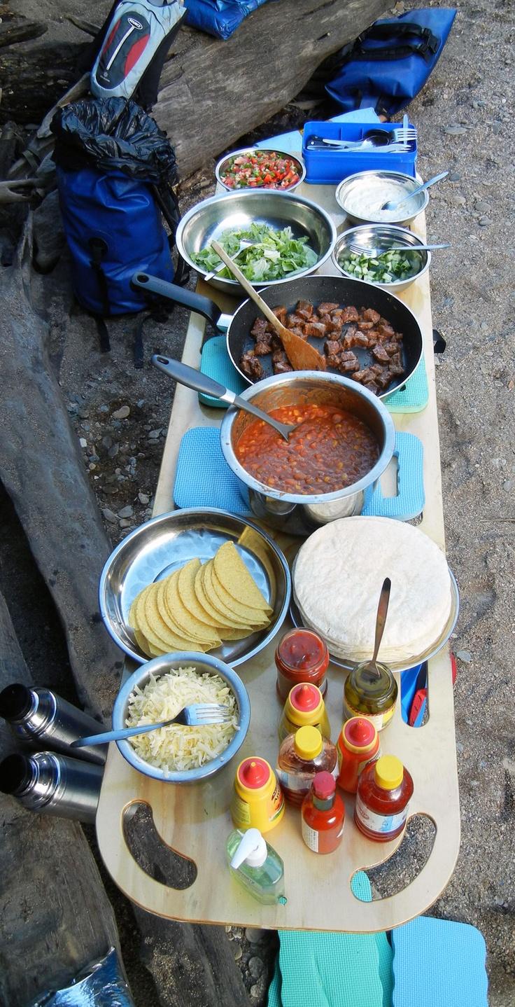 Mexican night ! Yummy....