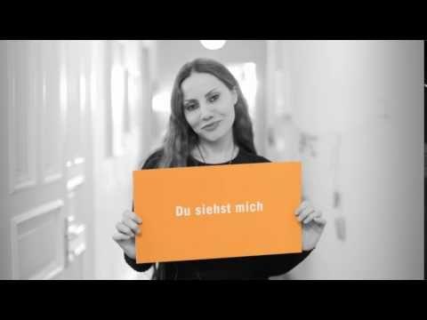 Du siehst mich - jetzt anmelden zum Kirchentag Berlin - Wittenberg (60 Sekunden) - YouTube