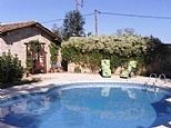 House in St. Martial D'artenset, Nr. Montpon, Dordogne. Book direct with private owner. FR7787